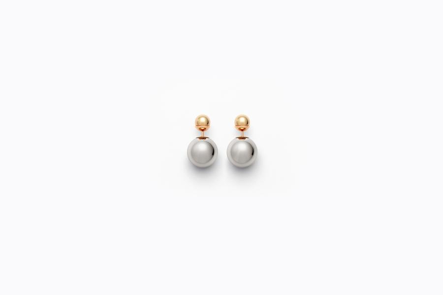 Dior Tee Shirt earrings